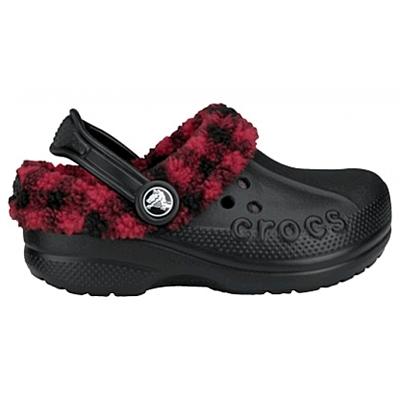 Crocs Kids Blitzen Lumber Jack Plaid