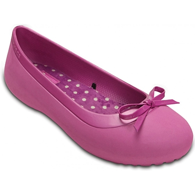 Crocs Mammoth Bow Flat