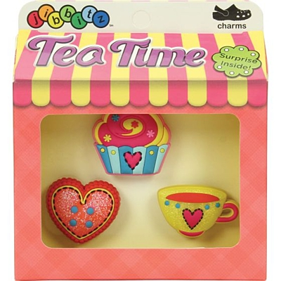Crocs Jibbitz Tea Time 3pc Pack