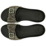 Crocs Sarah Leopard Sandal