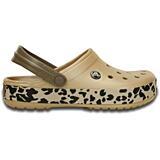 Crocs Crocband Leopard Clog