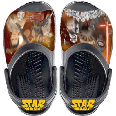 CC Star Wars Clog Kids