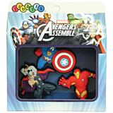 Crocs Jibbitz Avengers 3pc Pack