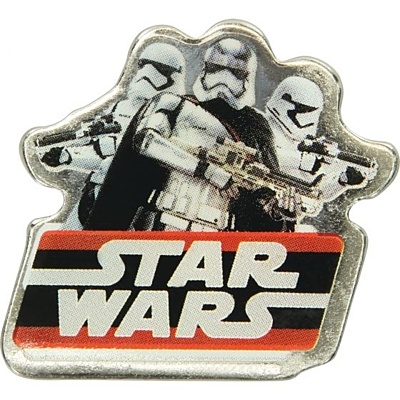 Jibbitz STW Dark Side F15 - Badge Card