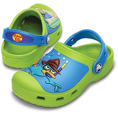 Crocs Phineas & Ferb Clog Kids