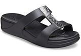Crocs Monterey Metallic WedgeW