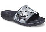 Classic Crocs Printed Camo Sld