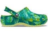 Crocs Classic Platform TropicalClog W