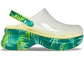 Crocs Classic Bae Trns Trop Cg W