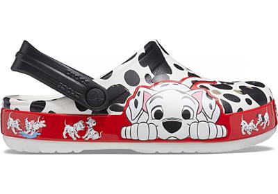 Crocs FL 101 Dalmatians Clog