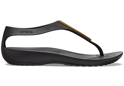 Crocs Serena Metallic Bar Fp W