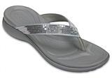 Crocs Capri V Sequin Flip W