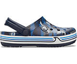 Crocband Shark Clog PS