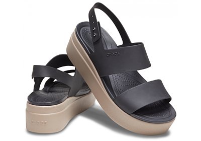 Crocs Brooklyn Low Wedge W
