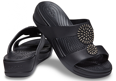 Crocs Monterey Diamante WedgeW