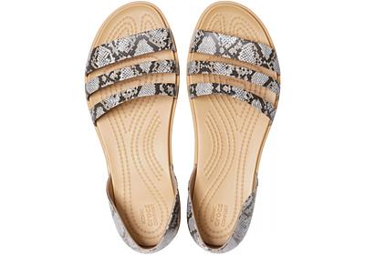 Crocs Tulum Open Flat W